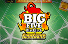 Big 5 Blackjack Gold